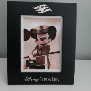 Disney Cruise Line picture frame